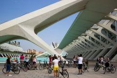 Valência: excursão de bicicleta de 3 horas