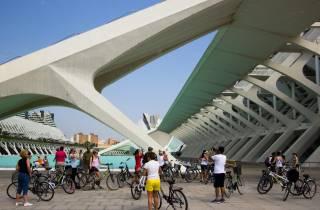 Valencia: 3-stündige Fahrradtour