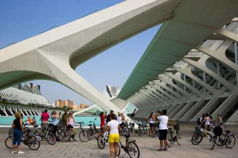 Valencia: 3-Hour Bike Tour