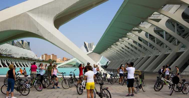 Valencia: 3-Hour Bike Tour