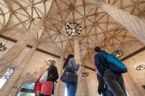 Valencia: la ruta de la seda