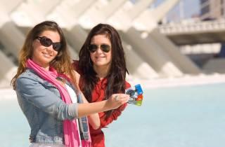 Valencia: Tourist Card da 24, 48 o 72 ore