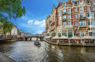 Amsterdam: Sightseeingtour mit dem Fahrrad