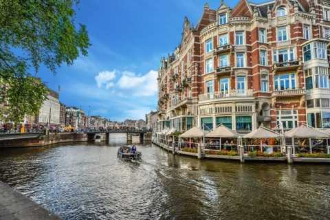 Amsterdam: Sightseeing Tour by Bike
