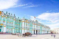 São Petersburgo: Excursão e Entrada Sem Fila Museu Hermitage