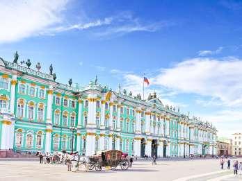 St. Petersburg: Eintritt in die Eremitage ohne Anstehen