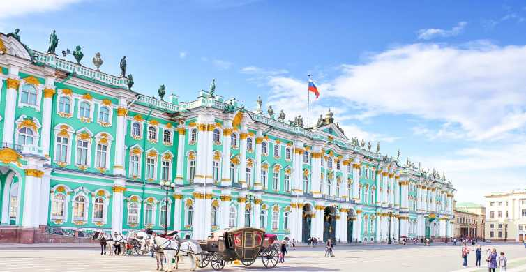 St. Petersburg: Skip-the-Line Hermitage Tour