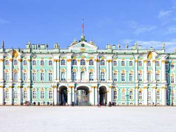 St. Petersburg: Private Hermitage Museum Skip-the-Line Tour