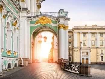 Sankt Petersburg: Führung durch die Eremitage
