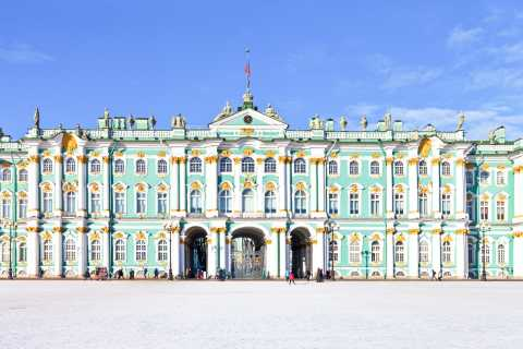 Saint Petersburg: Two-Day Visa-Free Cruise Shore Tour