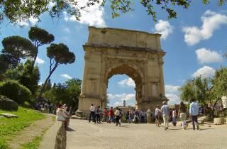 Rom: Forum Romanum, Palatin & Kolosseum Tour ohne Anstehen