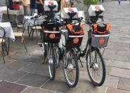 Comer See: Tour mit einem Elektro-Fahrrad