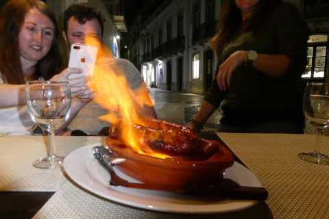 Lagos: 3-Hour Algarve Classic Food Tour