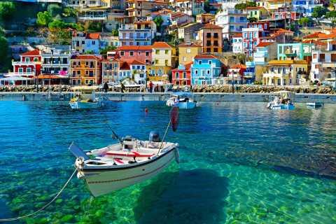 Corfu: Parga, Sivota and Blue Lagoon Full-Day Boat Cruise