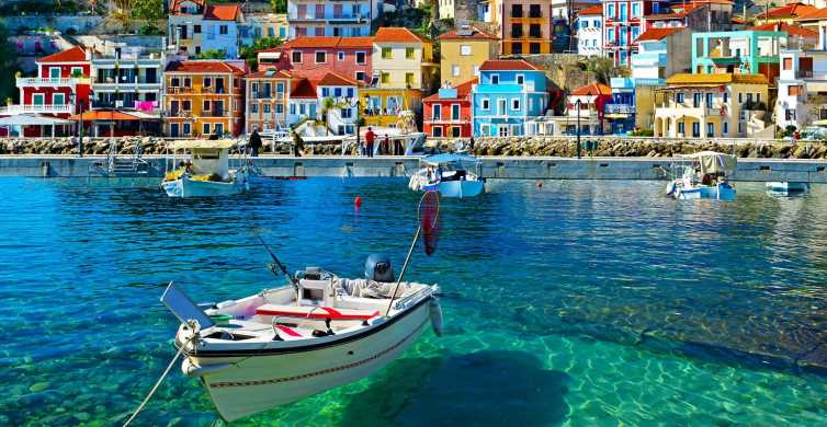 Corfu: Parga, Sivota and Blue Lagoon Full-Day Boat Cruise
