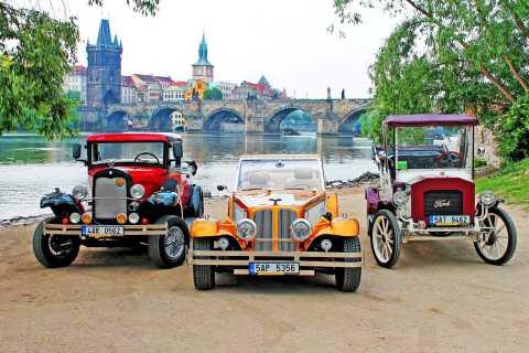 Prague: 1.5–Hour Vintage Car Tour