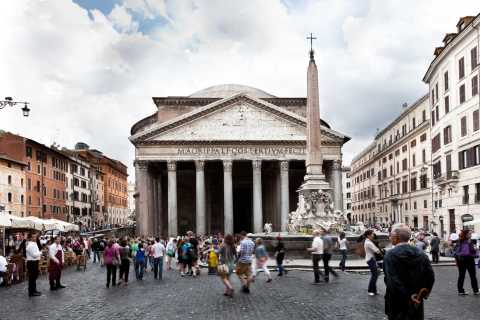 Discover Pantheon: Guided Tour of the Glory of Rome