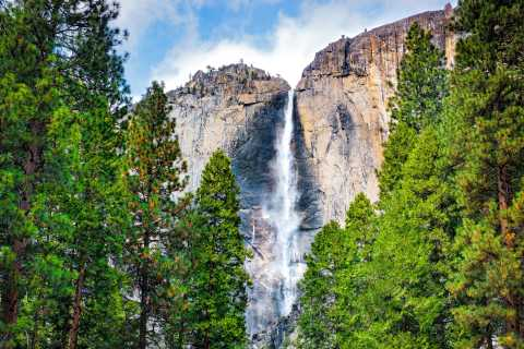 Yosemite National Park from San Francisco