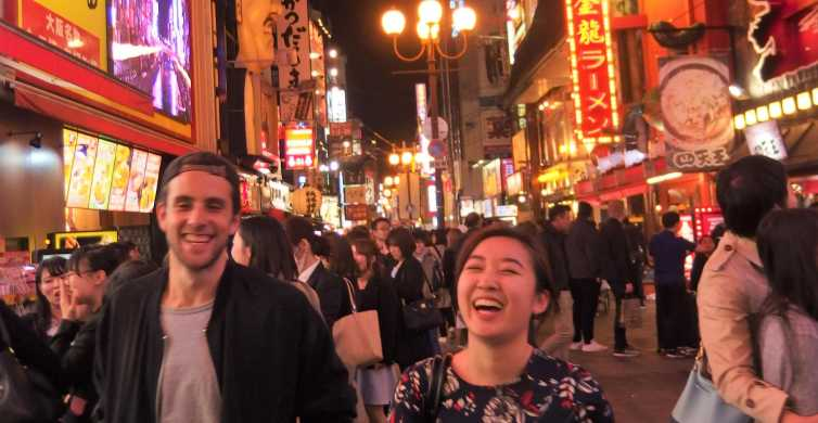Osaka Bar Hopping Food Tour