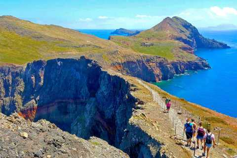 Ponta de São Lourenço / Caniçal: escursione di un'intera giornata da Funchal