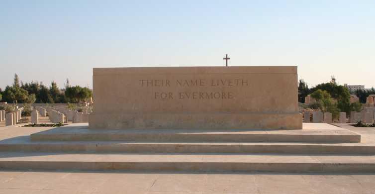 Fra Alexandria: El Alamein Day Tour