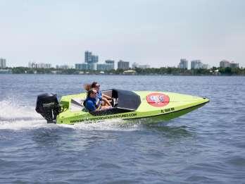 Tampa Bay: 2-stündiges Speedboat-Abenteuer
