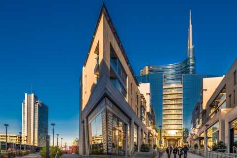 Porta Nuova Walking Tour and Italian Food Tasting