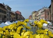 Mailand: Navigli-Rundgang und Sant`Eustorgio Basilica