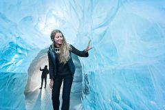 Museu Perlan: Exposição Maravilhas da Islândia