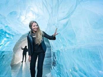 Perlan: Ausstellung Wonders of Iceland