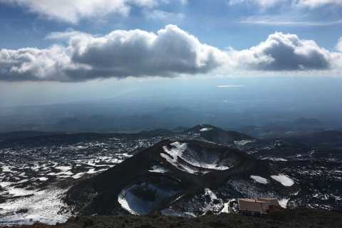 From Catania: Full-Day Mount Etna and Taormina Tour
