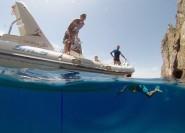 Cagliari: Halbtägige Bootstour nach Sulki