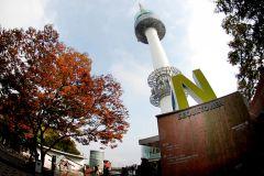Seul: Ingresso para Observatório da N Seoul Tower