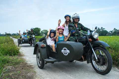 Hoi An Half-Day Tour in a Motorbike Sidecar