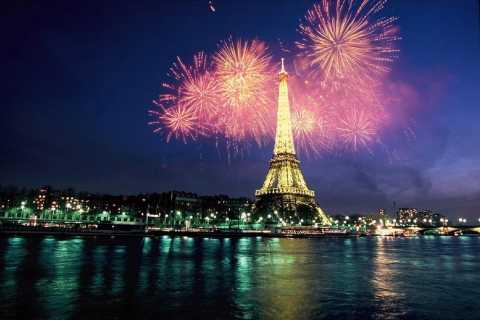Paris: Bastille Day Dinner Cruise