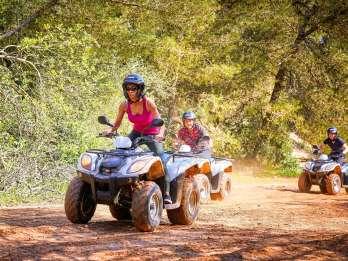 Mallorca: Off-Road Quad-Fahrt, Schnorcheln & Klippenspringen