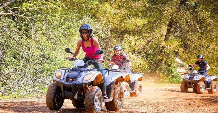 Mallorca: Quad Bike Off-Road Tour