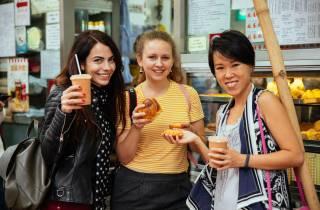 Hong Kong Island: Private Food Tour mit 10 Verkostungen