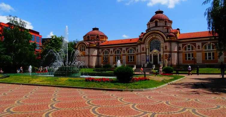 Sofia: tour in bicicletta