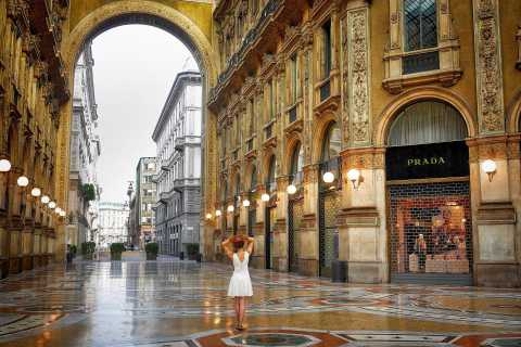 Best of Milan: Private Walking Tour