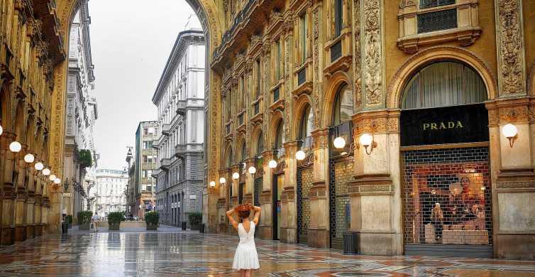 Best of Milan: Private Walking Tour