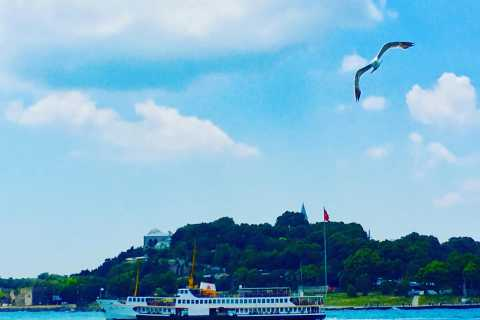 Istanbul: Two Continents and Backstreets