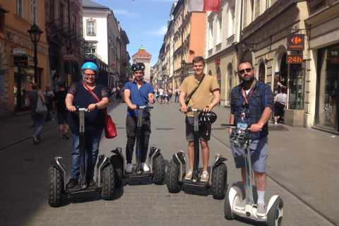 Krakow Royal Route: 1-timers guidet Segway-tur