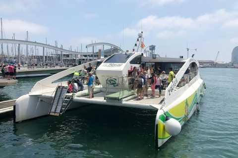 Barcellona: escursione in catamarano lungo Port Vell