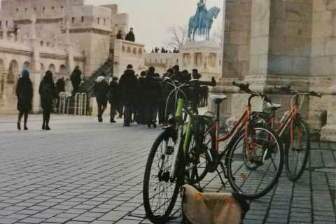 Prachtvolles Budapest: Sightseeing-Fahrradtour