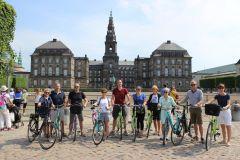 Destaques de Copenhague: Excursão de Bicicleta de 3 Horas