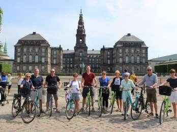Highlights von Kopenhagen: 3-stündige Fahrradtour