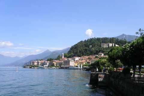 From Como: Lake Como Sightseeing Tour