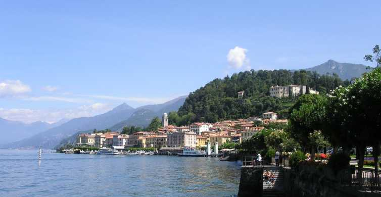 From Como: Lake Como Sightseeing Tour