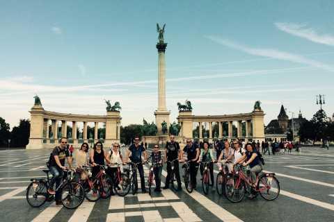 Budapest: Erkundungstour per Fahrrad